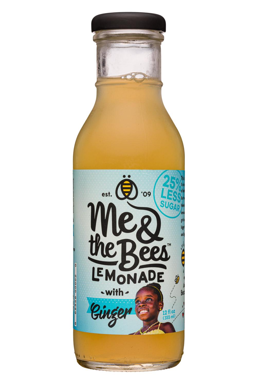 Lemonade with Ginger