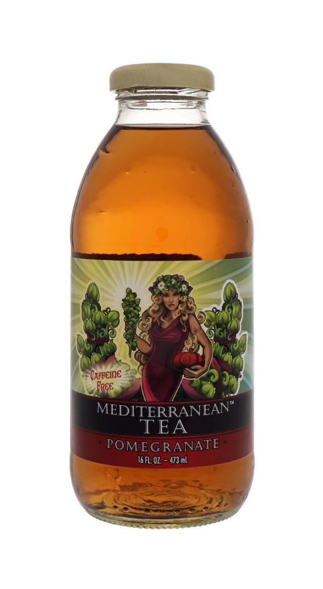 Meditterranean Tea: Mediterranean Pom Front