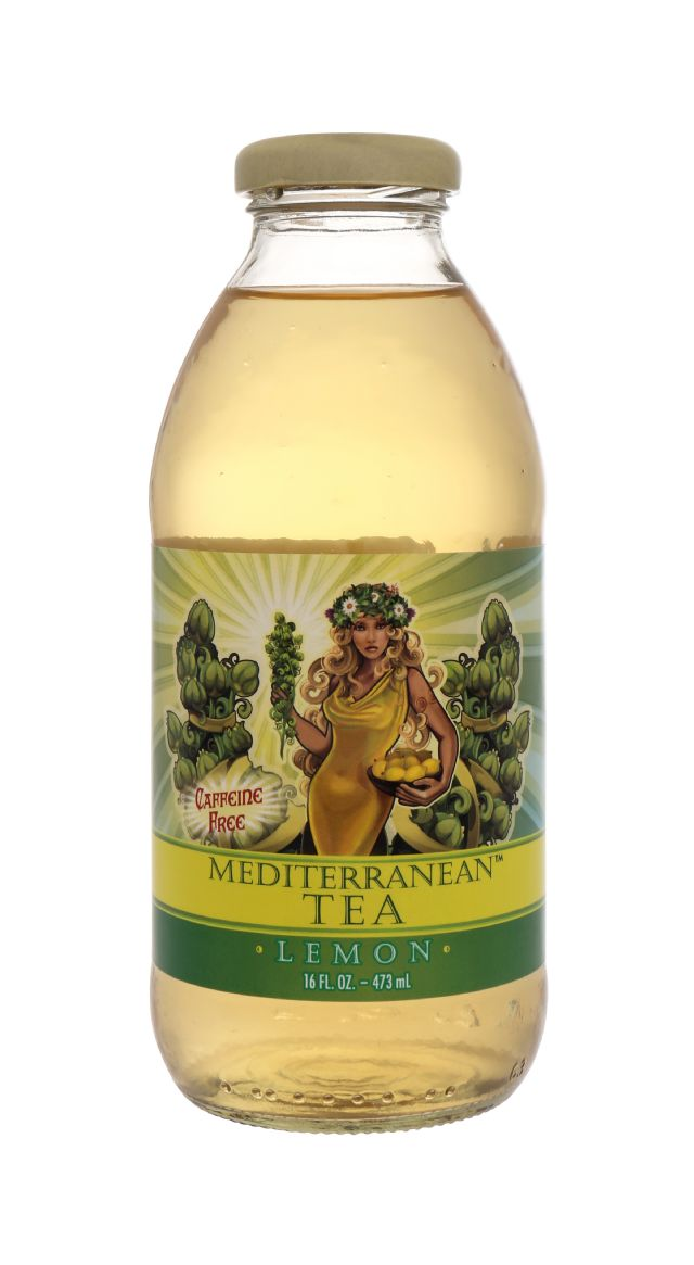 Meditterranean Tea: Mediterranean Lem Front