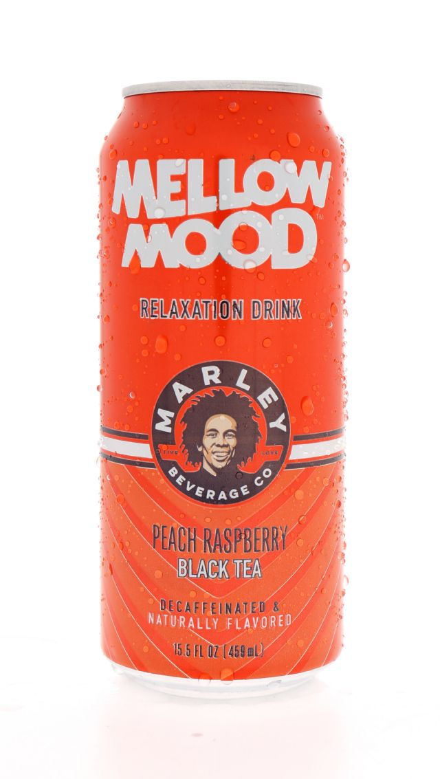 Mellow Mood: MarleyMellow PeachRasp Front