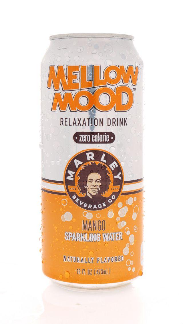 Mellow Mood: MarleyMellow Mango Front