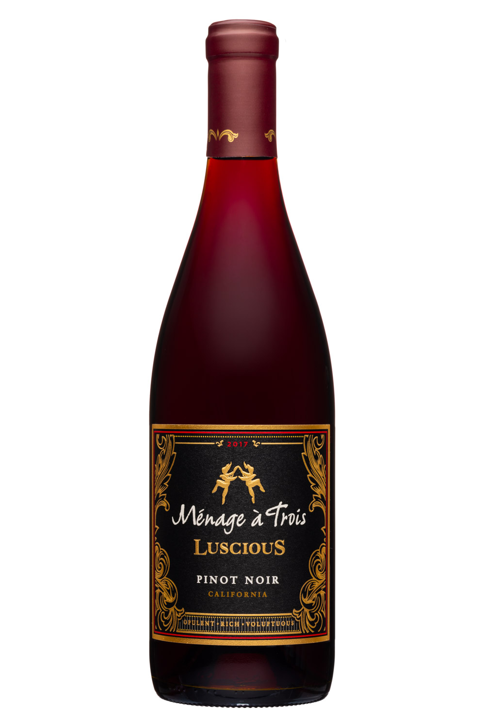 2017 Luscious Pinot Noir - California