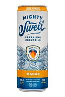 Mighty Swell: MightySwell-12oz-SparklingCocktails-Mango-Front