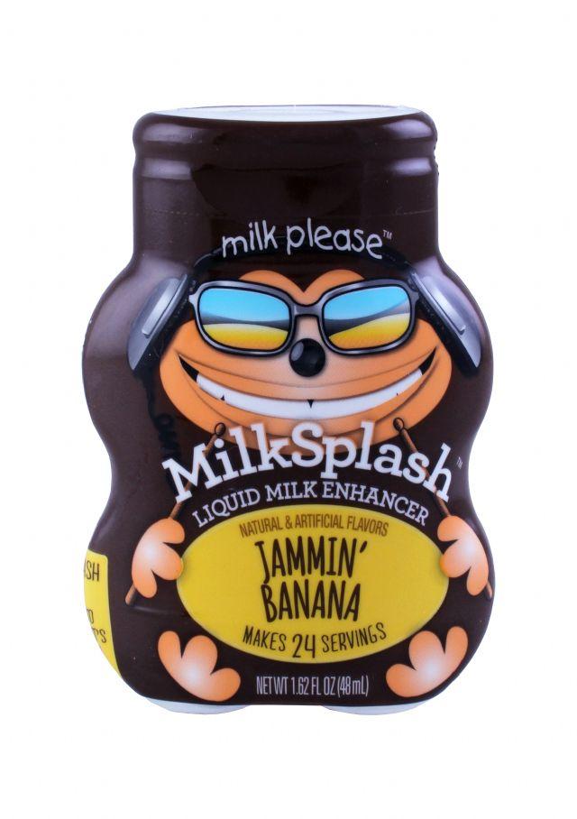 MilkSplash: MilkSplash Banana Front