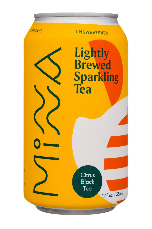 Citrus Black Tea