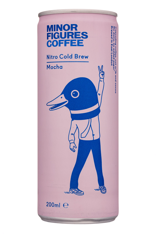 Nitro Cold Brew - Mocha