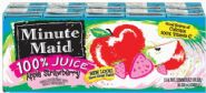 Minute Maid Juices- Apple Strawberry
