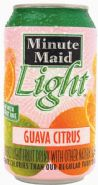 Minute Maid Juices-Light Guava Citrus