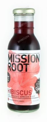 Hibiscus and Organic Ginger Root