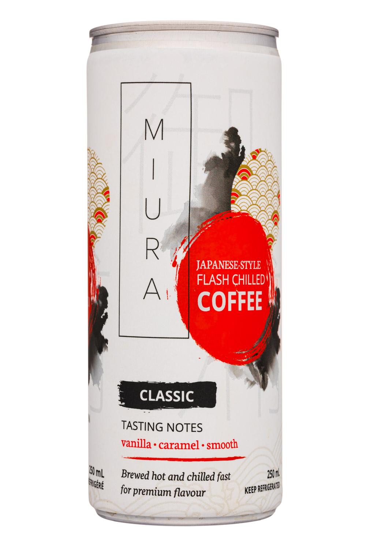 Miura : Miura-250ml-FlashCoffee-Classic-Front