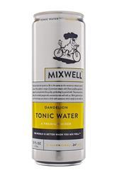 Dandelion Tonic Water