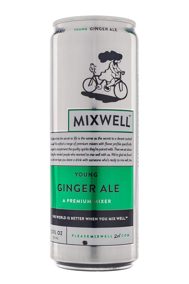 Mixwell: Mixwell-GingerAle-Front