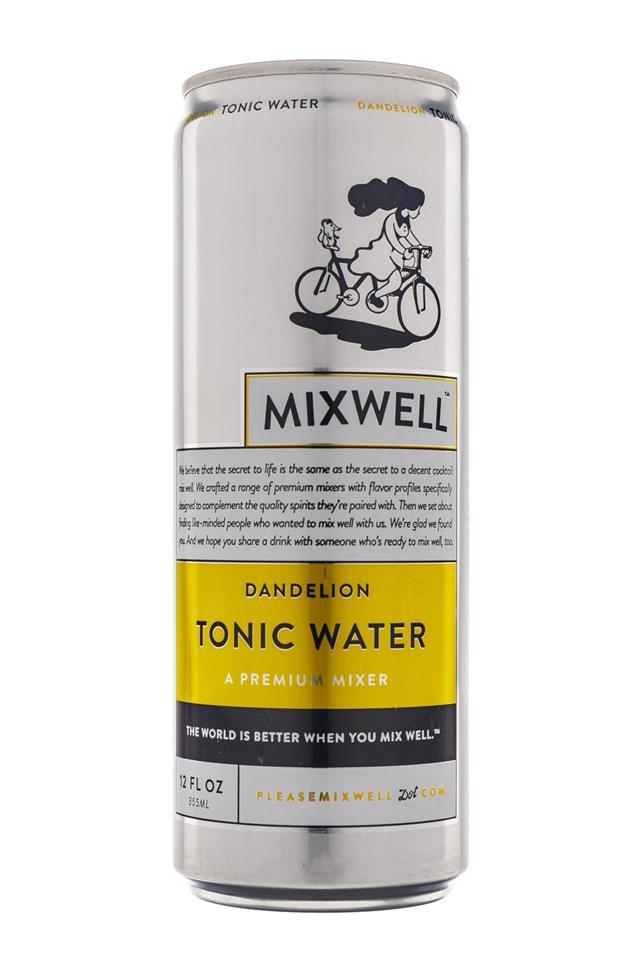 Mixwell: Mixwell-TonicWater-Front