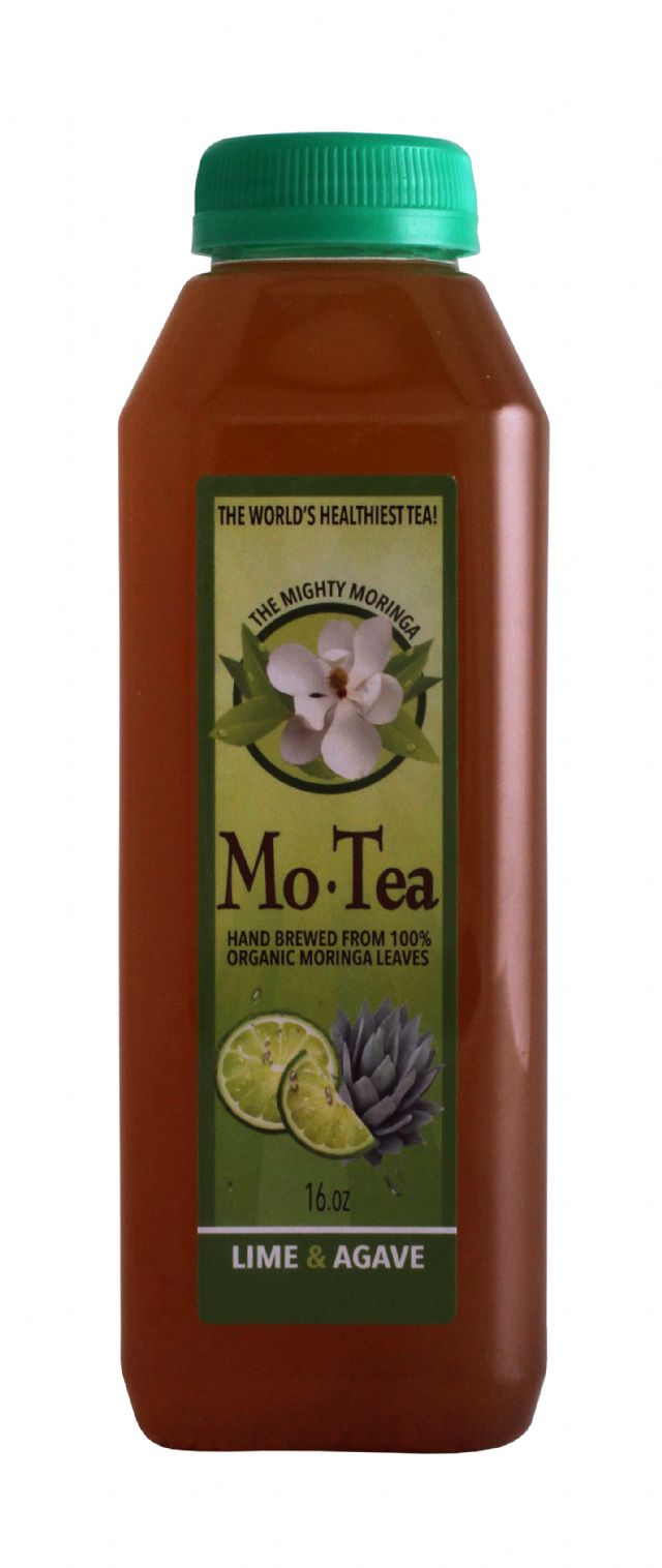 Mo-Tea: MoTea Lime Front