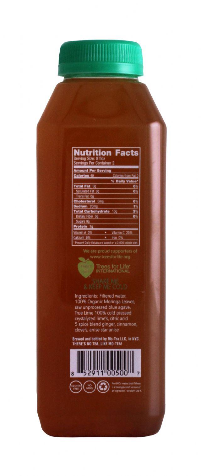 Mo-Tea: MoTea Lime Facts