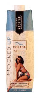 Mocked Up: Mocktail Pina Front
