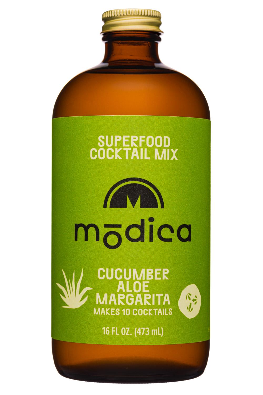 Cucumber Aloe Margarita