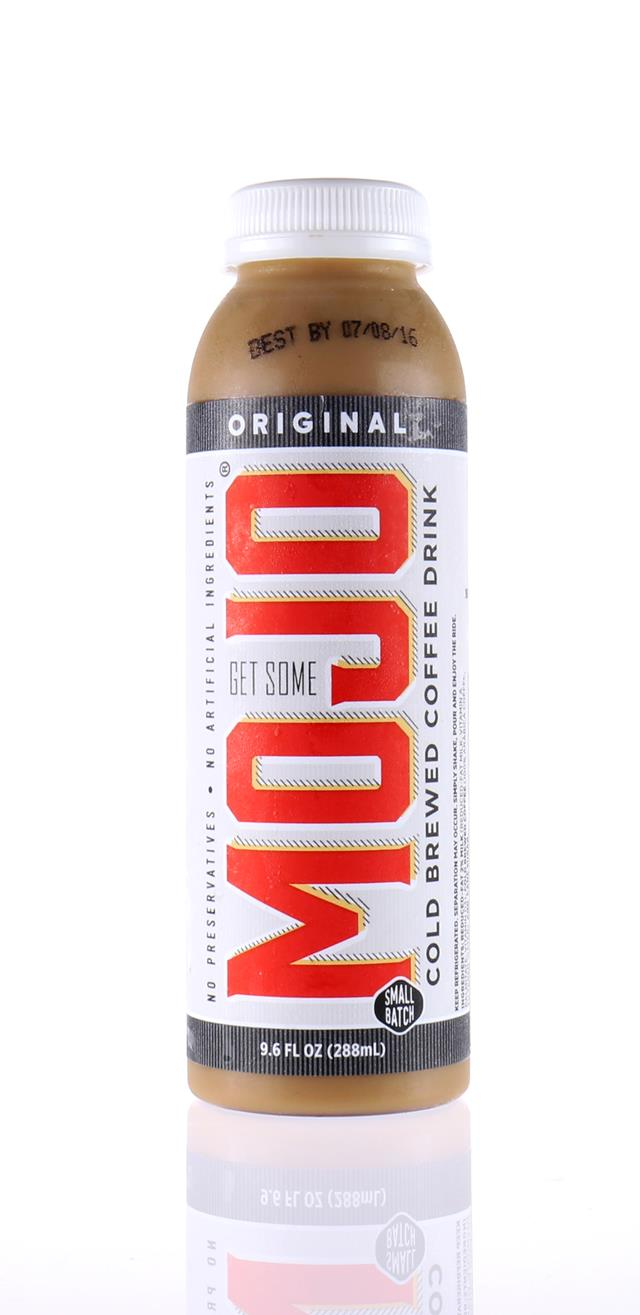 Mojo Cold Brewed Coffee: Mojo Orig Front