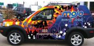 Mojo Energy Drink: Mojo Land Rover