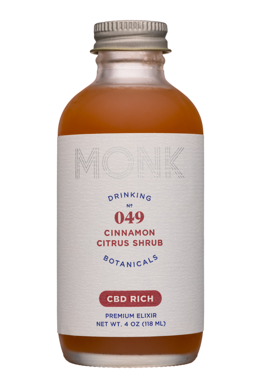 No. 049 - Cinnamon Citrus Shrub