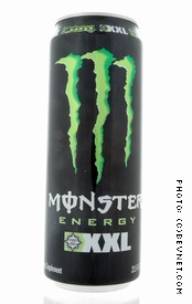 Monster Energy XXL
