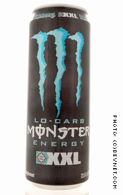 Lo-Carb Monster