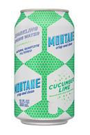 Montane Spring: Montane-12oz-SparklingWater-CucumberLime-Front