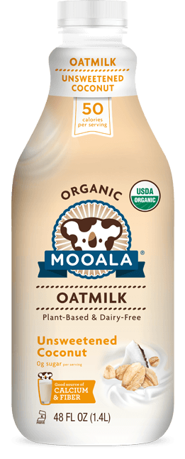 Unsweetened Coconut - Oatmilk
