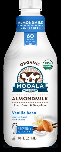 Vanilla Bean Almondmilk