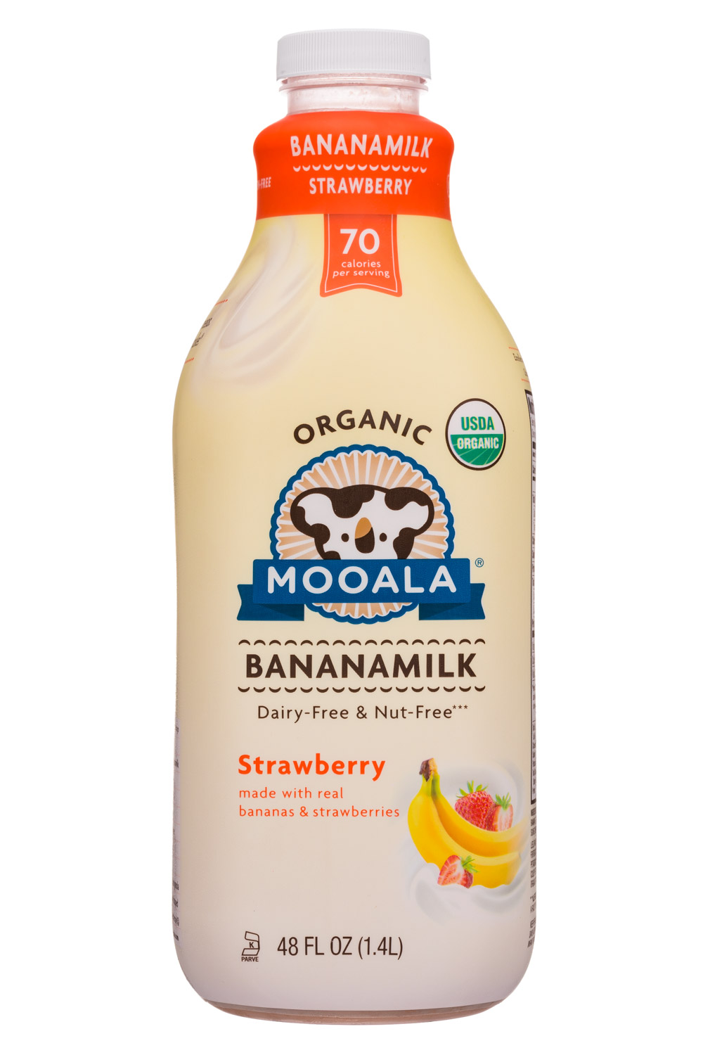 Strawberry - Banana Milk