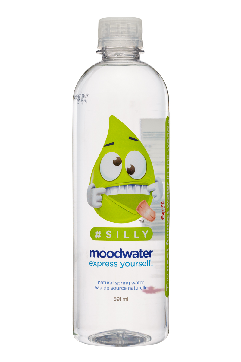 Moodwater: Moodwater-591ml-Silly-Front