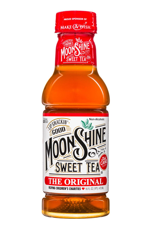 MoonShine Sweet Tea LLC: MoonshineSweetTea-16oz-OG-Front