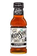 MoonShine Sweet Tea LLC: MoonshineSweetTea-16oz-Unsweet-Front