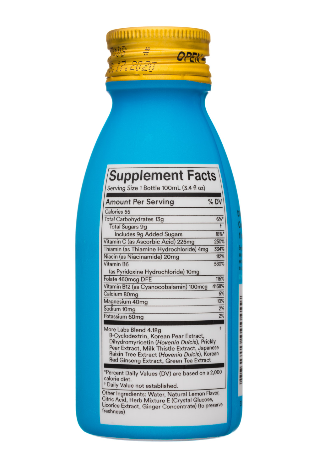 More Labs: MoreLabs-3oz-MorningRecovery19-Facts