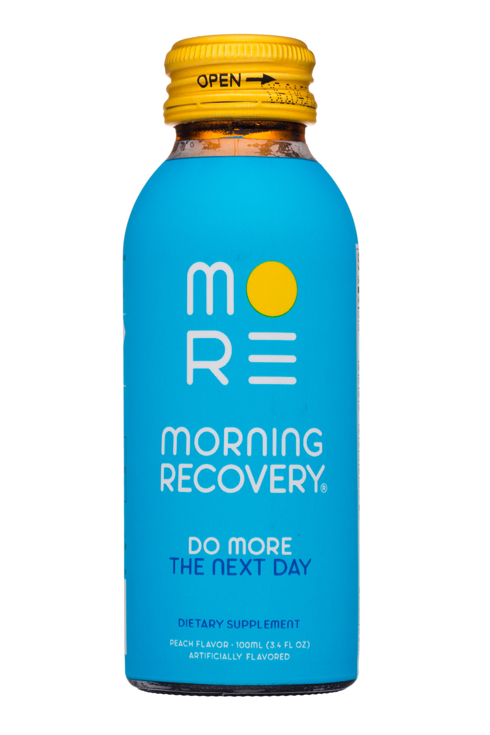 Morning Recovery Drink: MorningRecovery-3oz-MORE-Front