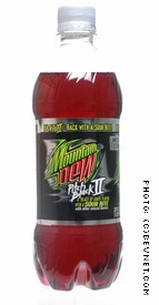 Mountain Dew Pitch Black II