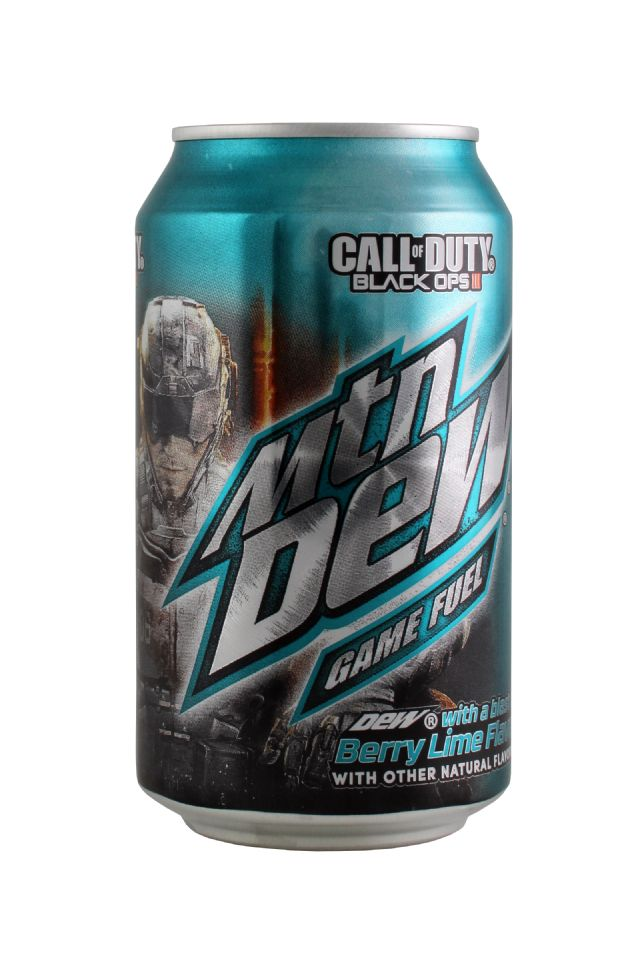 Mountain Dew Game Fuel: MtnDew Berry A