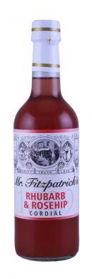 Mr Fitzpatrick's: MrFitz Rhubarb Front
