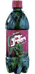 Sobe Mr. Green Soda