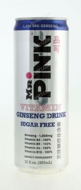 Sugar Free Ginseng Drink