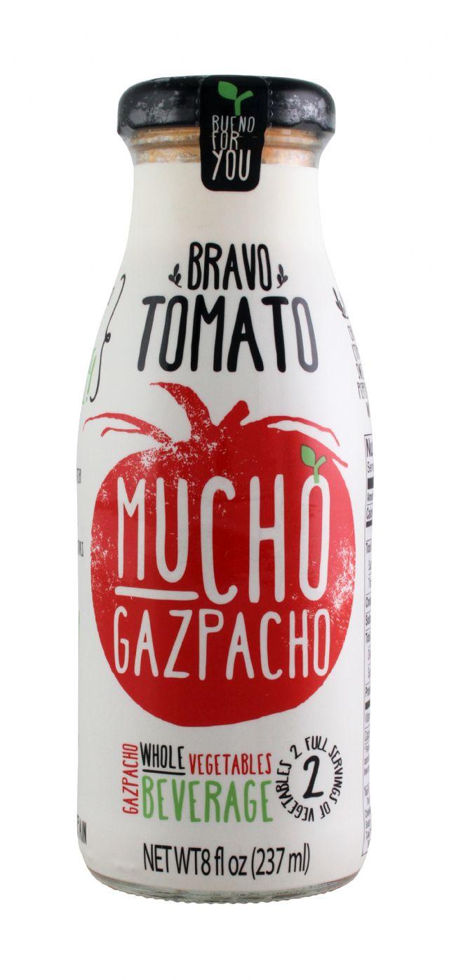 Mucho Gazpacho: MuchoGazpacho Front