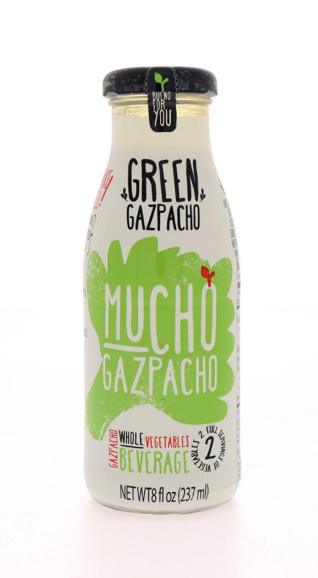 Mucho Gazpacho: MuchaGazpacho Green Front