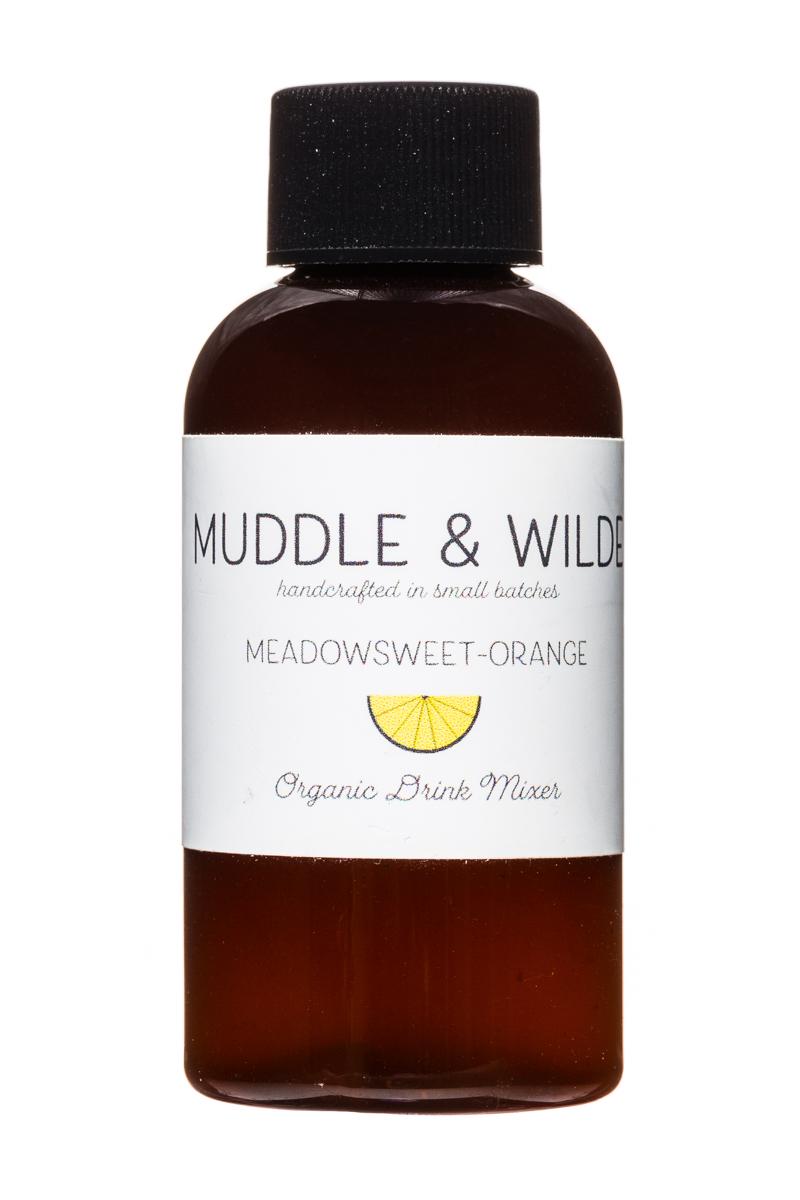Muddle & Wilde: MuddleAndWilde-4oz-Mixer-MeadowsweetOrange-Front