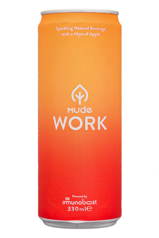 WORK (Hint of Apple)