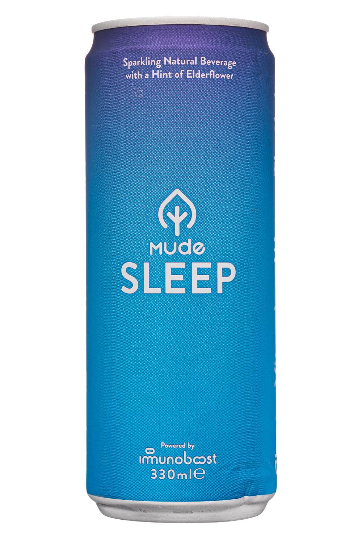 SLEEP (Hint of Elderflower)