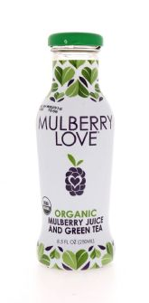 Organic Mulberry & Green Tea