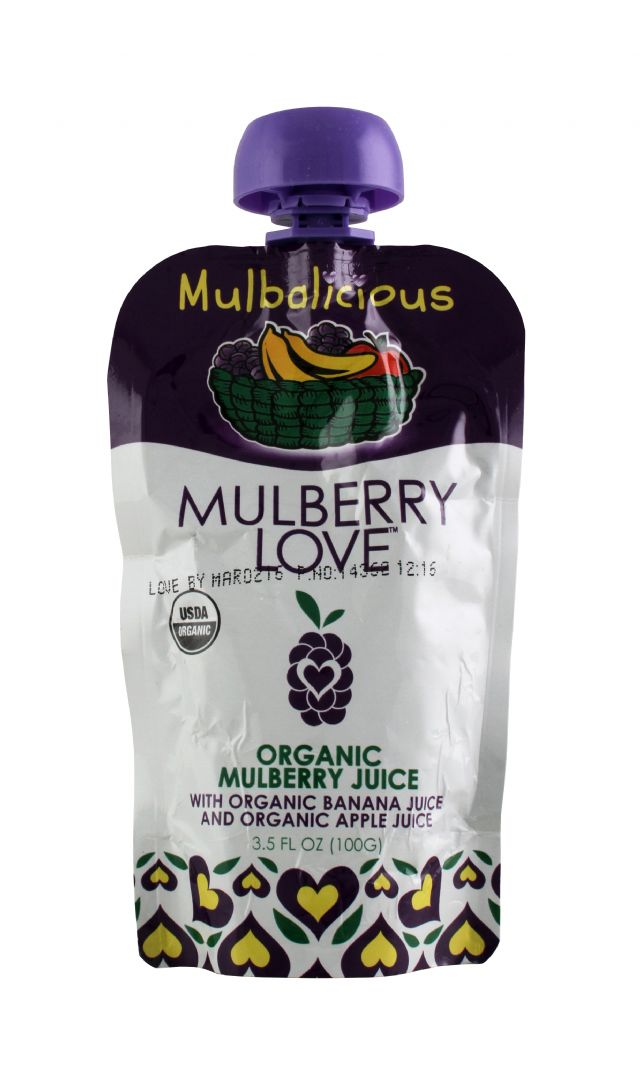 Mulberry Love: Mulberry Banana Front