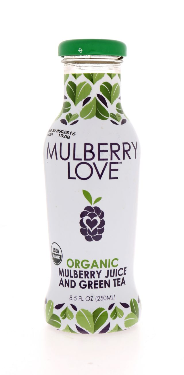 Mulberry Love: MulberryLove Green Front