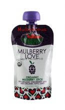 Mulberry Love: Mulberry Strawberry Front