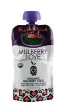 Mulberry Love: Mulberry Peach Front
